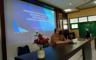 Pembinaan Awal Semester Genap 2020-2021